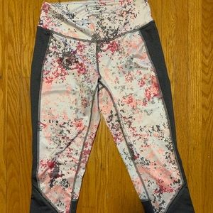 Ankle crop workout leggings
